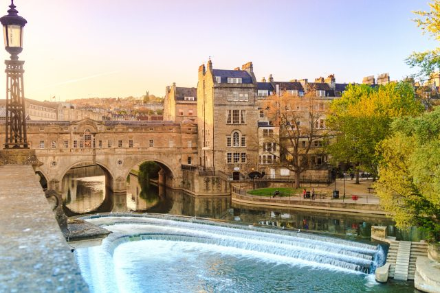 10 Day UK Itinerary - Bath