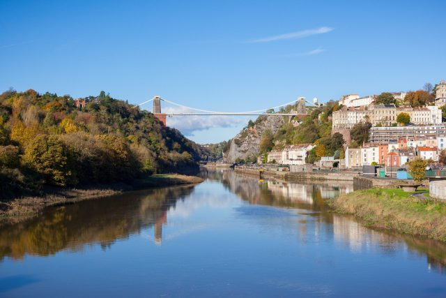 10 Day UK Itinerary - Clifton Suspension Bridge, Bristol