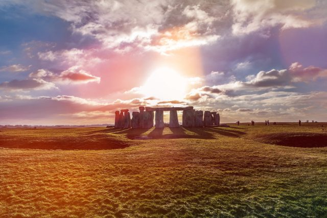 10 Day UK Trip Itinerary - Stonehenge