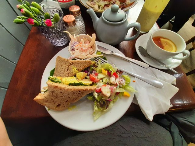 Best Things To Do In Chester - Lunch at Marmalade Cafe