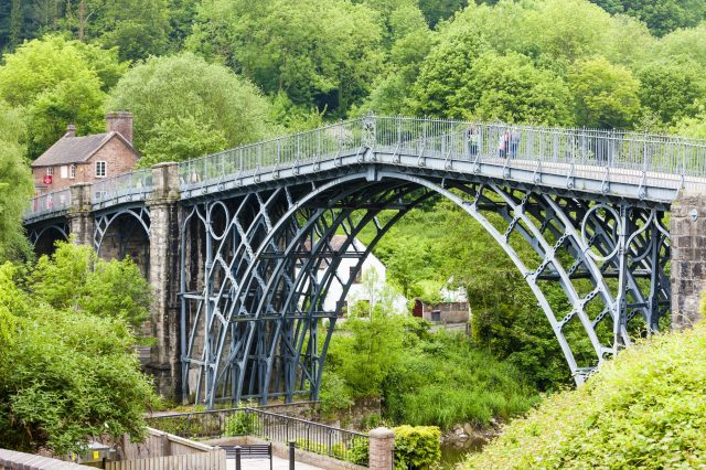 Secret England Hidden Gems - Ironbridge World Heritage Site