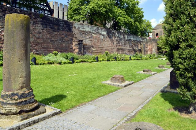 Best Things To Do In Chester - Roman Gardens and City Walls