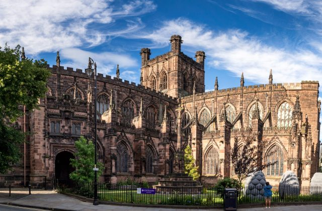 Best Things To Do In Chester - Chester Cathedral