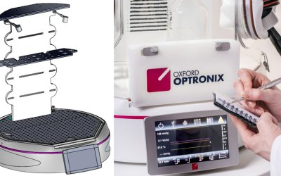 You asked. Oxford Optronix delivered an even better hypoxy chamber.