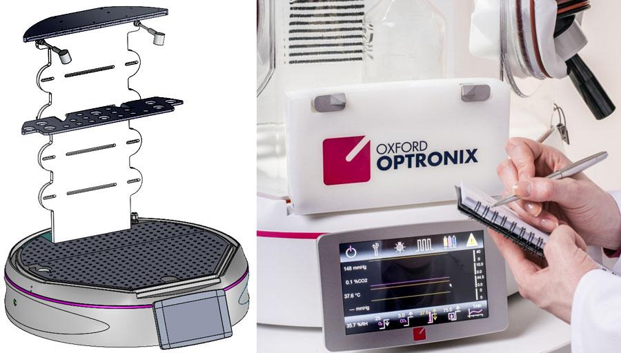 Oxford Optronix HypoxyLab