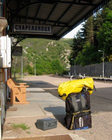 Chapeauroux - at the head of the upper Allier