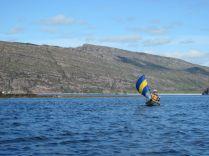 A quick, 1mph sail