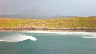Surf at Achnahaird