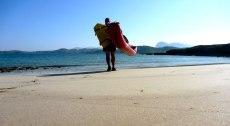 Garvie beach