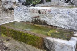 One of the many springs