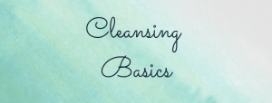 Cleansing – The Basics