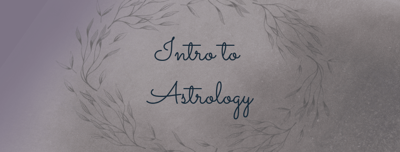 intro to astrology