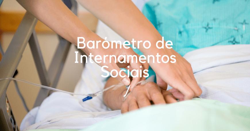 Barómetro de Internamentos Sociais portfolio
