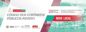 Seminário Contratos Públicos Revistos Porto
