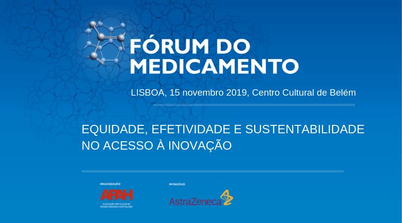 Fórum Medicamento 2019