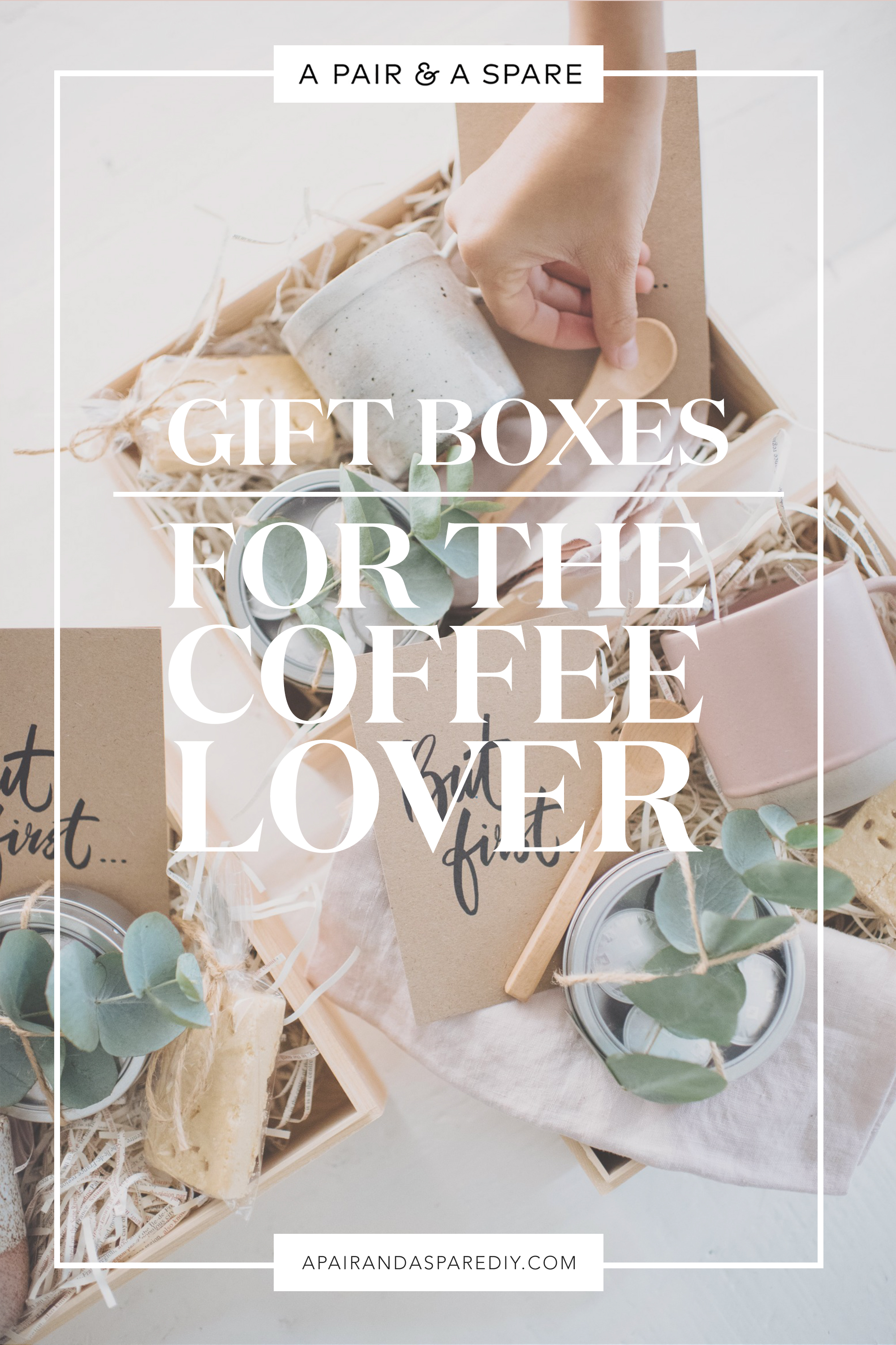 Coffee Gift Boxes