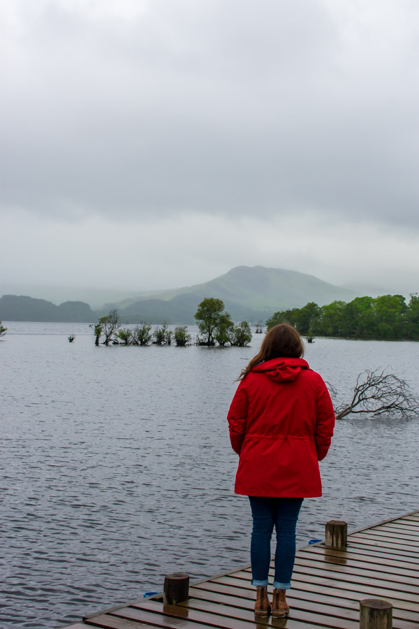 Glamping on Loch Lomond