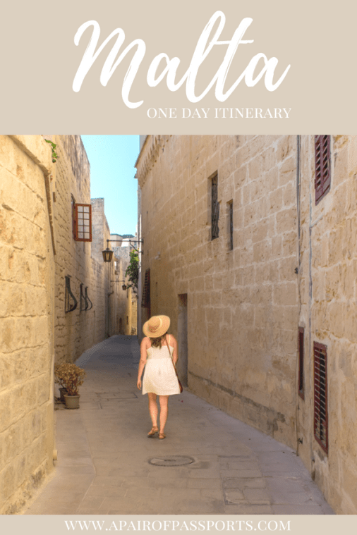 Explore much of what Malta has to offer in just 24 hours!