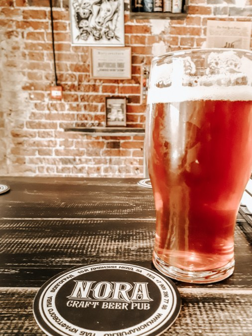 Nora, Craft Beer bar in Volgograd, Russia - Best Russian Craft Beer Bars