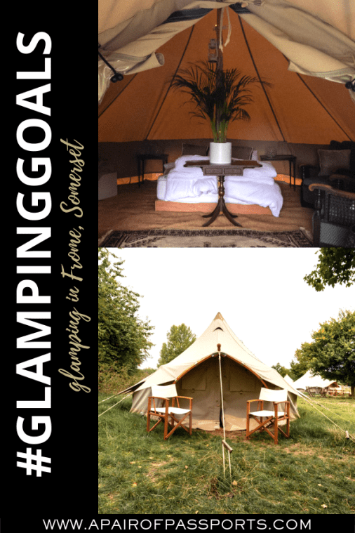 Glamping Goals - Glamping in Somerset UK