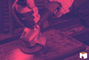 A Esmerilhadeira Angular G720 da Black & Decker é ideal para você!