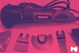 Realize inúmeras atividades utilizando apenas a WS5123K da Wesco!