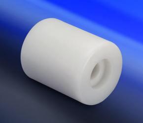 Rodas paleteiras desenvolvidas com o plástico Nitanyl.