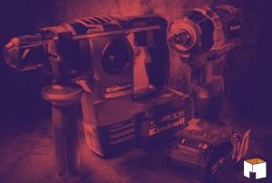 Você já conheceu as ferramentas elétricas e a bateria da Einhell?
