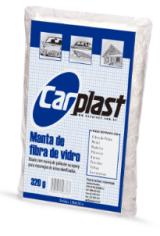 A Manta de Fibra da Carplast é um excelente reforço estrutural.