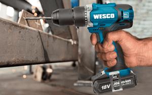 Você precisa conhecer essas 5 ferramentas da Wesco!