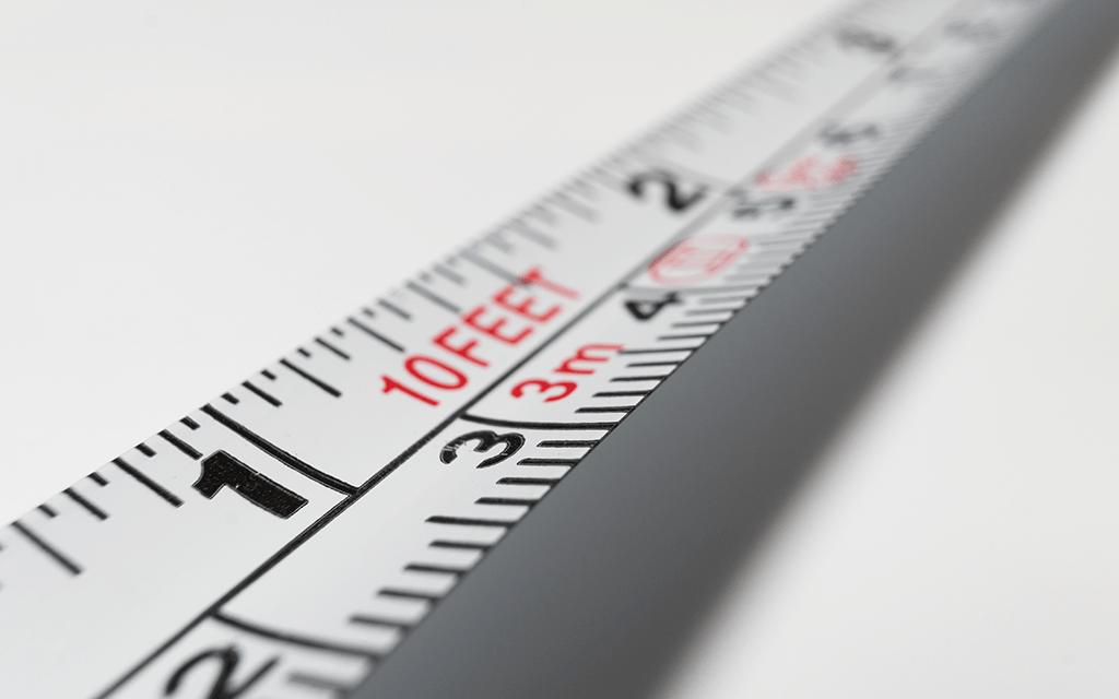Aprenda a converter polegadas para milímetros.