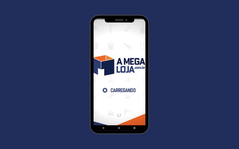 A Mega Loja | Conheça o aplicativo para comprar ferramentas!