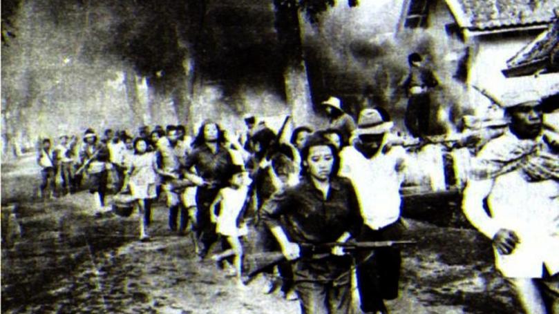 Sekolah Perjuangan Kertasari, Pendidikan di Tengah Revolusi
