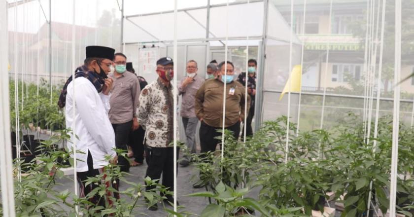 BI Dukung Pengembangan Pesantren Agrokultur