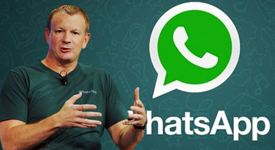 សហស្ថាបនិករបស់ WhatsApp បានពន្យល់ពីមូលហេតុដែលលោកចាកចេញពី Facebook | APAMAT