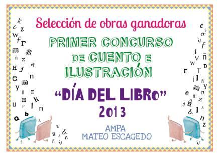 Obras Premiadas Día del Libro 2013
