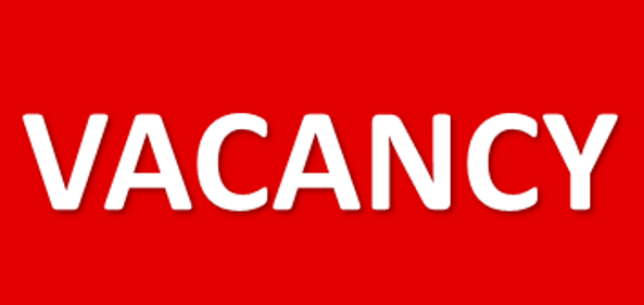 Vacancy- Project Officer