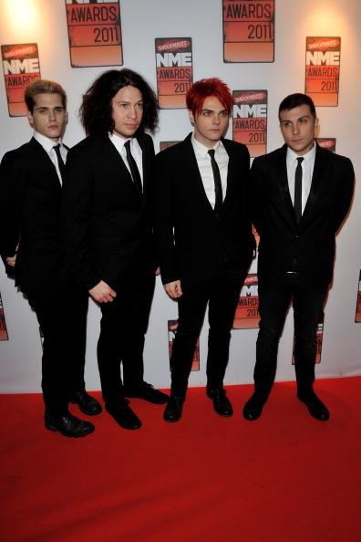 Shockwaves NME Awards 2011 - Inside Arrivals