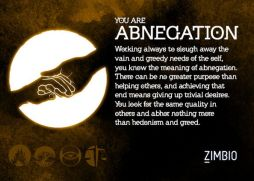 Abnegation Faction
