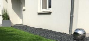 bordure pour stabilisateur de sol pvc