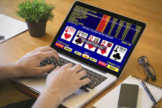 ビデオポーカーはキープ判断で勝負が決まる