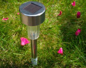 solares para jardin y exterior