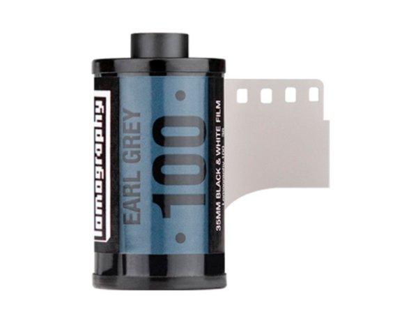 Lomo B&W Earl Grey 100 klisza czarno-biała 35mm