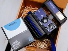 Polaroid 636 niebieski