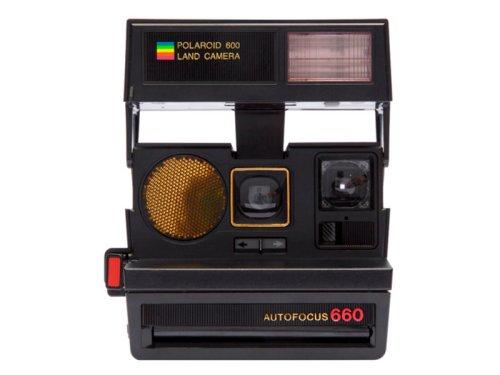 Impossible Polaroid Sun 660 AF 1 - fotografia własna aparatowo.pl