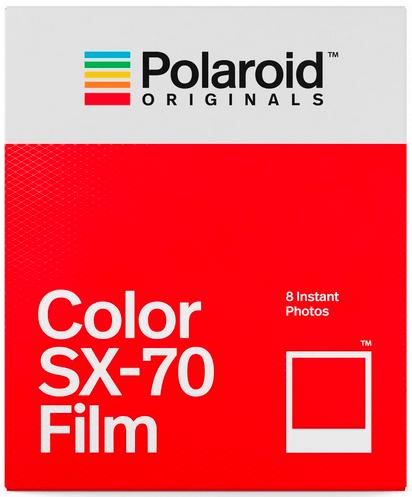 Wkład Polaroid Originals SX-70 COLOR