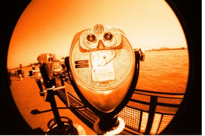 Kompakt Fisheye - analogowy aparat lomo rybie oko na film 35mm od Lomography - zdjęcie Przykładowe zdjęcia do uzyskania z aparatu Lomography Fisheye One czarny