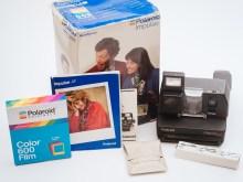 Aparat natychmiastowy Polaroid Impulse AF używany ZESTAW typu 600