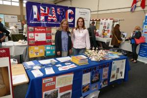 Aparc school stand at event
