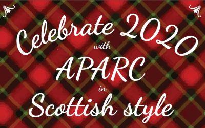 Celebrate 2020 in Scottish style
